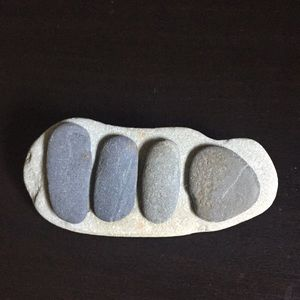 Jewelry - Beach stone Brooch